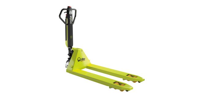 Lifter by Pramac Launches New Electric Pallet Truck