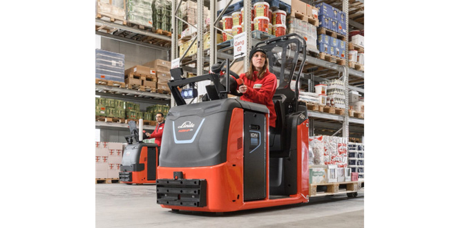 Linde Material Handling launches new order picker
