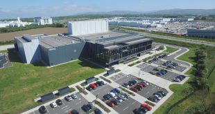 Minus 35 degrees Jungheinrich builds fully automated warehouse for blood plasma