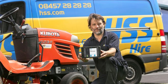 BigChange Delivers 40 percent Productivity Gain for HSS Groundcare