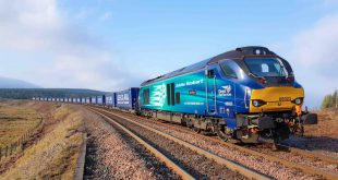 Forth Ports introduces permanent rail service between Grangemouth and Tilbury