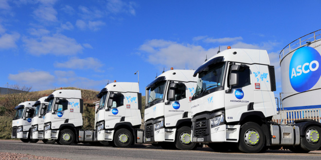 RENAULT TRUCKS ADDS 15 RANGE T TO ASCO GROUP LINE UP