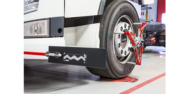 Vehicle repairer puts wheel alignment into focus for extended tyre life