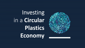 BPF Investing in a circular plastics economy event banner