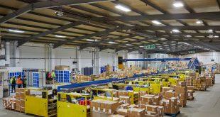 BS Handling Systems automates carton processing for Advanced Supply Chain Group
