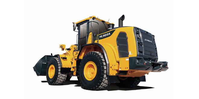 Hyundai Construction Equipment Europe kick starts the HL900 wheel loader