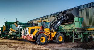 JCB updates Wastemaster wheeled loaders