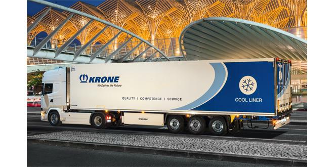 Krone Take 5 to Irelands Prestigious Fleet Transport Awards