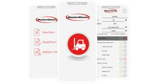 MasterCheck app improves forklift safety practices