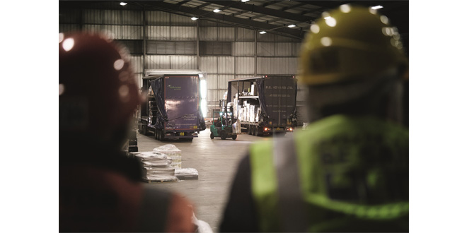Palletways earns RoSPA Award for health and safety best-practice