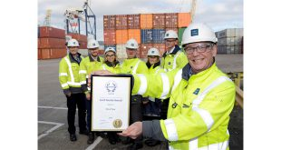 Port of Tyne awarded RoSPA Gold Medal for Health and Safety practices