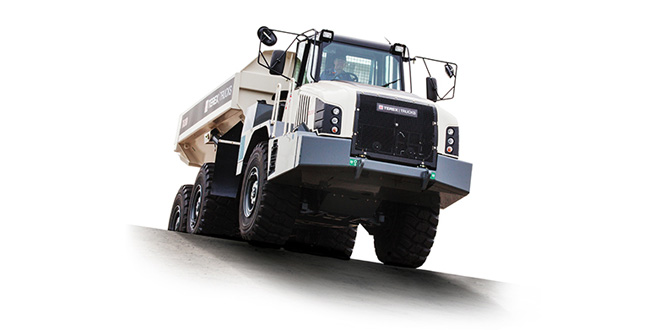 Terex Trucks welcomes Molson Group as new dealer in the UK
