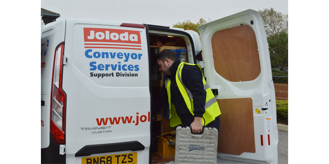 JOLODA DELIVERS THE GOODS TO ONLINE RETAILER WITH UNRIVALLED SERVICE SUPPORT