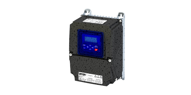 First decentralised IP66 frequency inverter with IO-Link