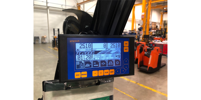 B&B Attachments announced as exclusive distributor for Griptech mobile weighing prod