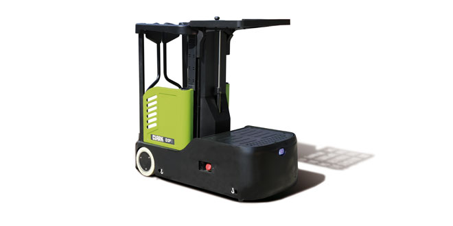Clark launches new multifunctional order picker with work platform