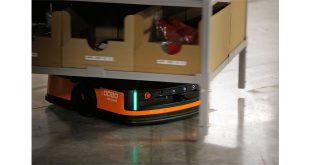 Hikrobot launches UK intralogistics robot revolution