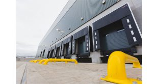 Hörmann UK supports St. Modwen Industrial & Logistics in largest ever speculative logistics build