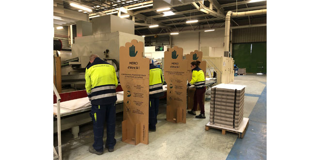 Smurfit Kappa launches portfolio of corrugated solutions to help communities affected by Covid-19