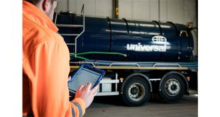 Tanker group drivers take the tablet as customers sign up for Mandata