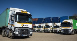 VKVP HAULAGE ADDS 33 USED RANGE T TO CONTAINER FLEET