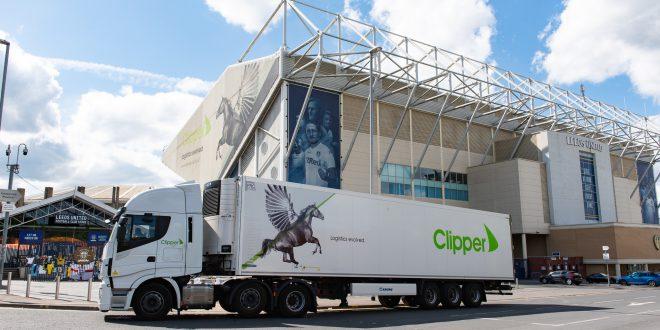 Clipper Logistics Supports Leeds City Council Emergency Food Bank