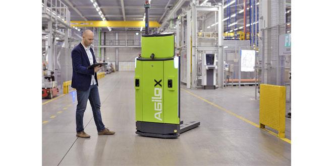 AGILOX Autonomous Mobile Robots