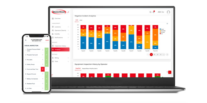 MasterCheck App Making Every Day National Forklift Safety Day