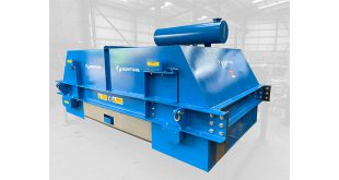 13 Tonne Electro Overband Magnet Protects Gold Mine