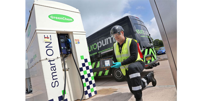 BigChange Mobile Tech Gives Europump Commercial Transport Business a 100k GBP Boost