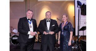 Chepstow Plant International receives national accolade for high standards and professionalism