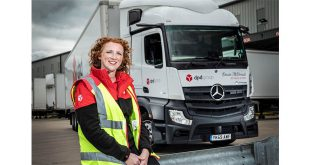 DPD trebles its 2020 Mercedes-Benz Actros order to 150 units as online delivery demand continue