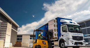 Galaxy shoots for the stars with clear sighted Mercedes-Benz Actros from Northside