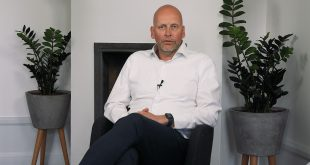 Krister Blomgren CEO Engcon