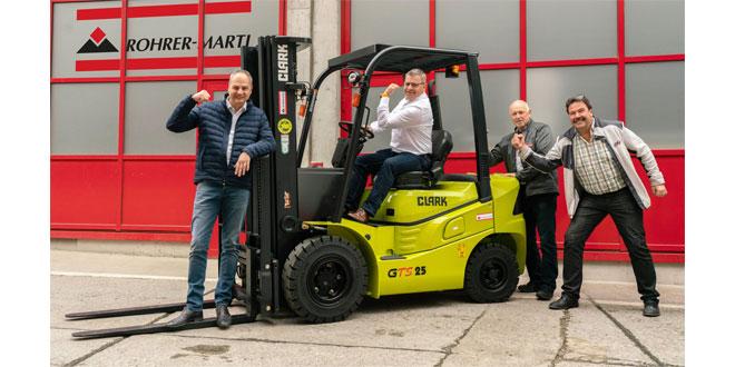 Rohrer-Marti is the new Clark dealer in Switzerland