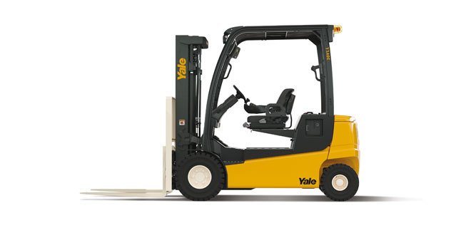 Yale innovates forklift design with fully-integrated lithium-ion solutions
