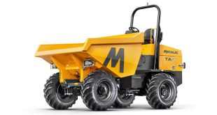 Mecalac UK launches 0 percent finance on nine-tonne site dumpers