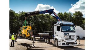 Mtec commissions a multi-purpose Mercedes-Benz masterpiece from S & B Commercials