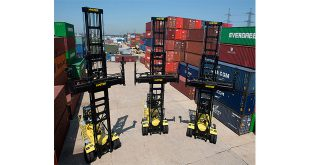 Briggs Equipment to supply 75 new lifting and handling machines for G&W UK container terminals