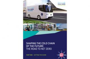 COLD CHAIN LIVE LAUNCHES WITH NEW NET ZERO COLD CHAIN REPORT