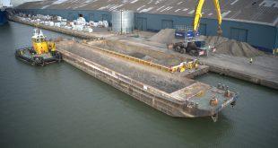 Innovative Habitat translocation underway by new London port Tilbury2