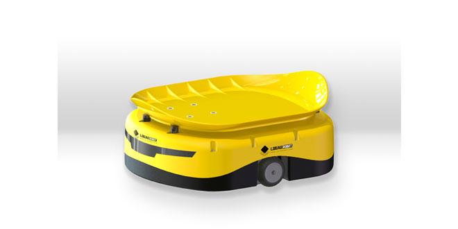 LIBIAO 5kg tilt tray robot