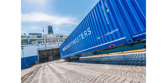 P&O FERRYMASTERS TO ENABLE SMARTER FLOWS OF TRADE WITH FIRST TRACK AND TRACE SYSTEM