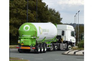 Abbey Logistics adds 9 new Road Tankers to British Sugar Fleet