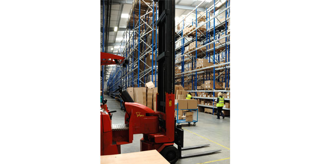 Expect Distribution adds more Flexis to its intralogistics fleet