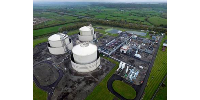 Flogas Britain reveals plans to build pipeline into UK's largest LPG Above Ground Storage Facility