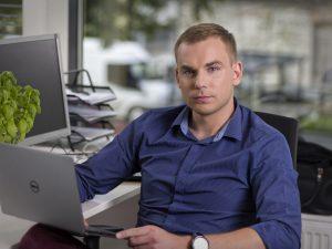 Karl H. Lauri, managing team member at MRPeasy
