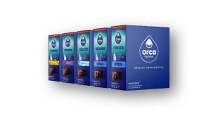 ORCA HYGIENE LAUNCHES RECYCLABLE WINE BOX DISPENSER OF SANITISER GEL TO PROTECT FROM COVID