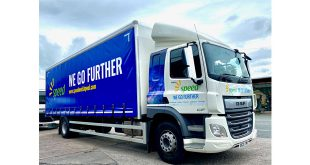Over 1m GBP fleet spend is all-time highest investment for Powys transport firm Speed Welshpool