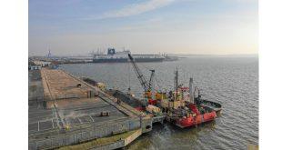 Port of Gothenburg introduces pilot scheme for emission-free construction sites